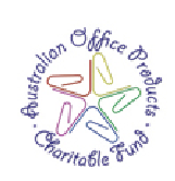 Australian Office Products Charitable Fund Logo